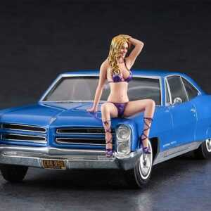 1966er American Coupe P mit Frauenfigur