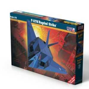 F-117A Bagdad Strike