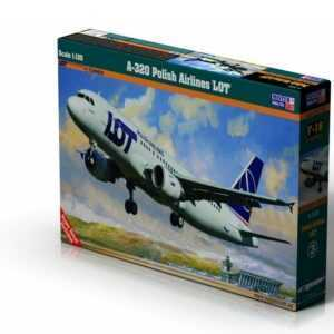 A-320 Polish Airlines LOT