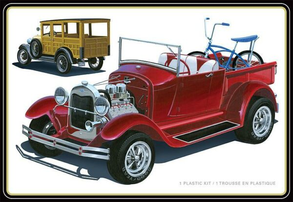 1929er Ford Woody Pickup