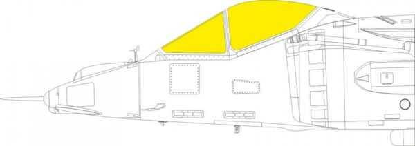 AV-8A Harrier [Kinetic Models]