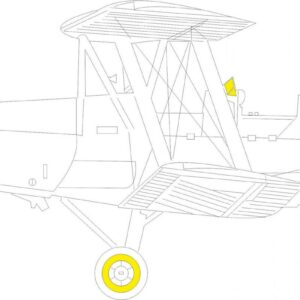 DH. 82A Tiger Moth [ICM]