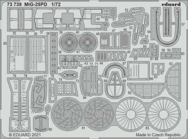 MiG-25PD [ICM]