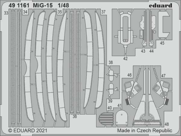 MiG-15 [Bronco]