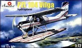PZL 104 Wilga 35H. Limited edition