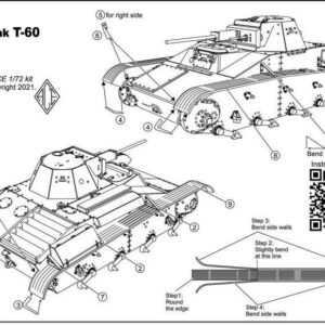 Photo-etched Set - 60 fenders [ACE]