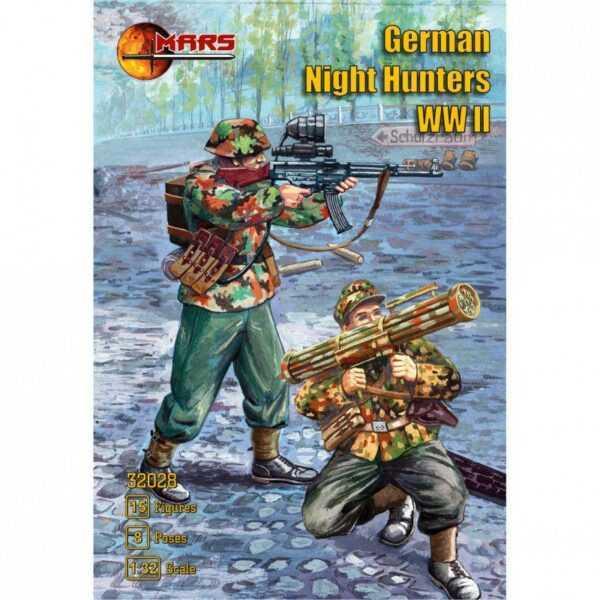 WWII German Night Hunters