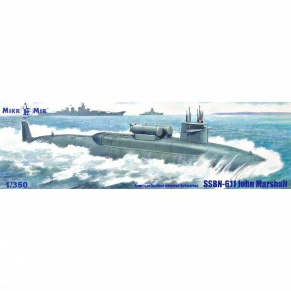 SSBN-611 John Marshall
