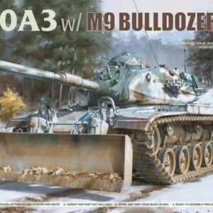 M60A3 w/M9 Bulldozer