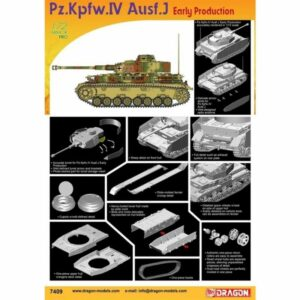 Pz.Kpfw.IV Ausf.J Early Production