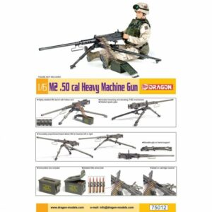 M2 .50-cal Heavy Machine Gun