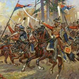 Russian Hussars 1812-14