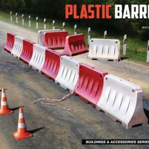 Plastic Barrier Set