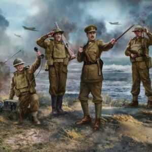 British Headquarter WWII