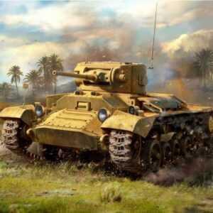 Valentine II British Infantry Tank WWII