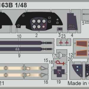 Messerschmitt Me 163B [Gaspatch Models]