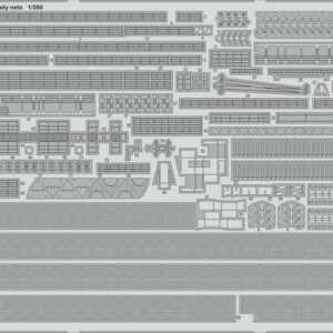 USS Langley AV-3 - Safety nets [Trumpeter]
