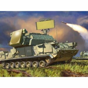 TOR 2M/SA-15 Gauntlet - Russian anti aircraft missle system