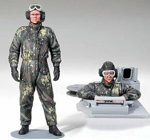 Bundeswehr Tank Crewman