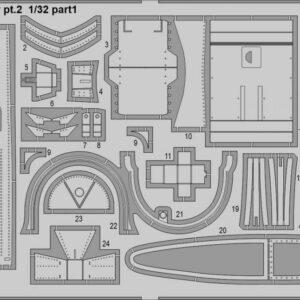 F-100C Super Sabre - Interior - Part 2 [Trumpeter]