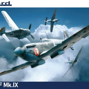 Spitfire F Mk.IX - Weekend Edition